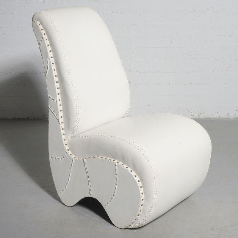 Καρέκλα Χειροποίητη Aedon 65x75x110 εκ.