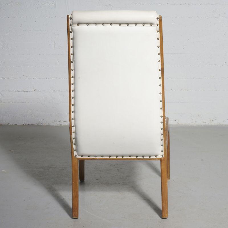 Καρέκλα Τραπεζαρίας Χειροποίητη Eamon 56x65x110 εκ.