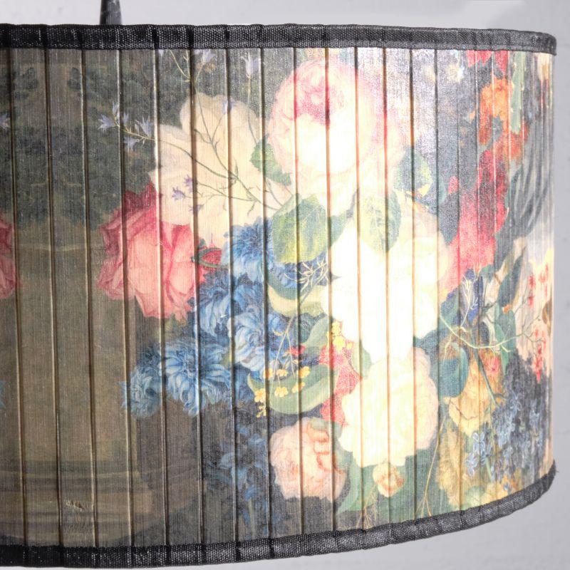 Φωτιστικό Οροφής Bamboo Floral 50x50x25,5 εκ.