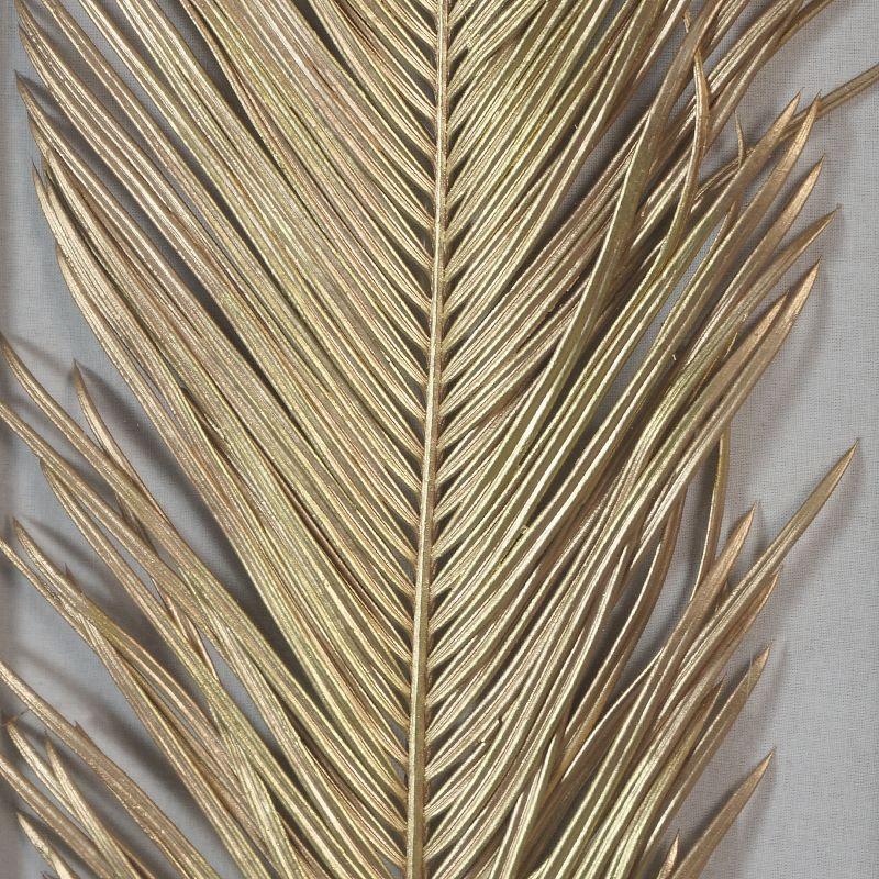 Πίνακας Φτερό Χρυσό 40x120 εκ.