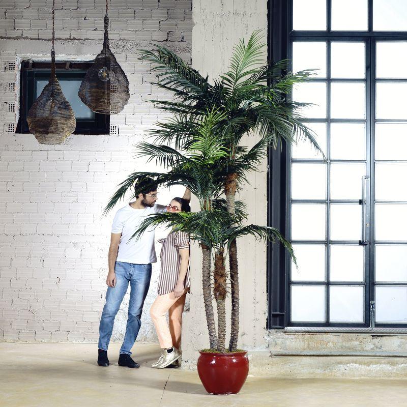 Τεχνητό Δέντρο Φοίνικας 280 εκ.