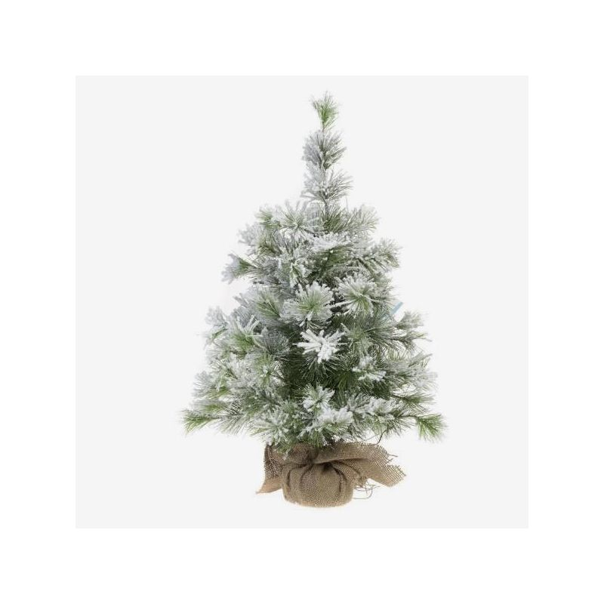 Τεχνητό Δέντρο Έλατο Χιονισμένο 60 εκ.
