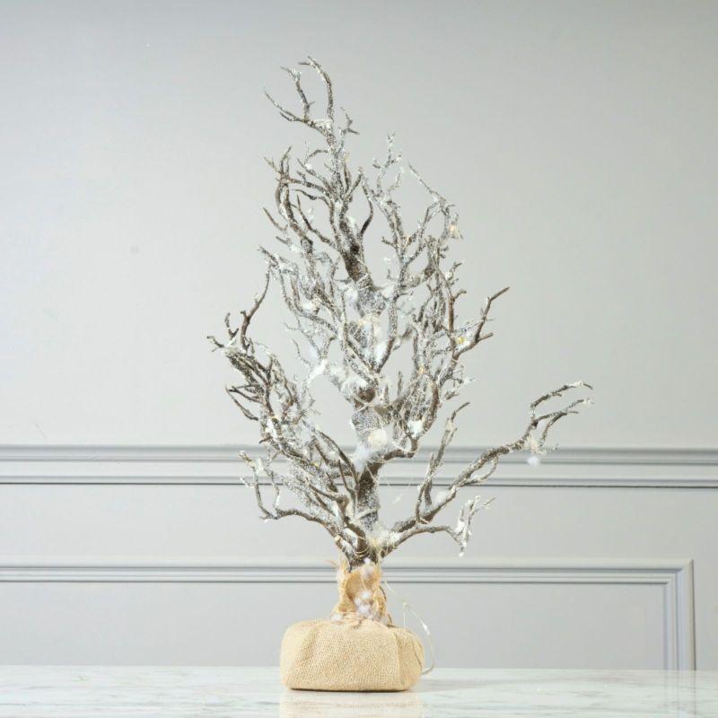 Τεχνητό Δέντρο Γυμνό Χιονισμένο 66 εκ.