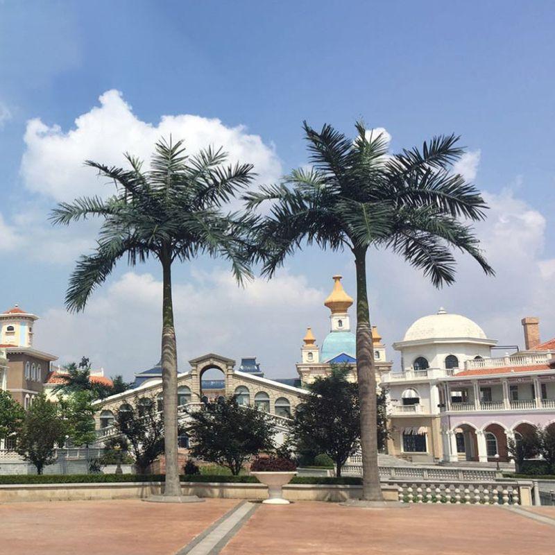 Τεχνητό Δέντρο Κοκοφοίνικας 400 εκ.