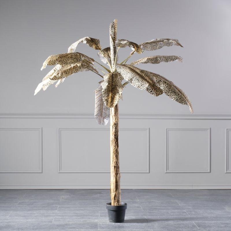 Τεχνητό Δέντρο Μπανανιά Λεοπάρ 210 εκ.