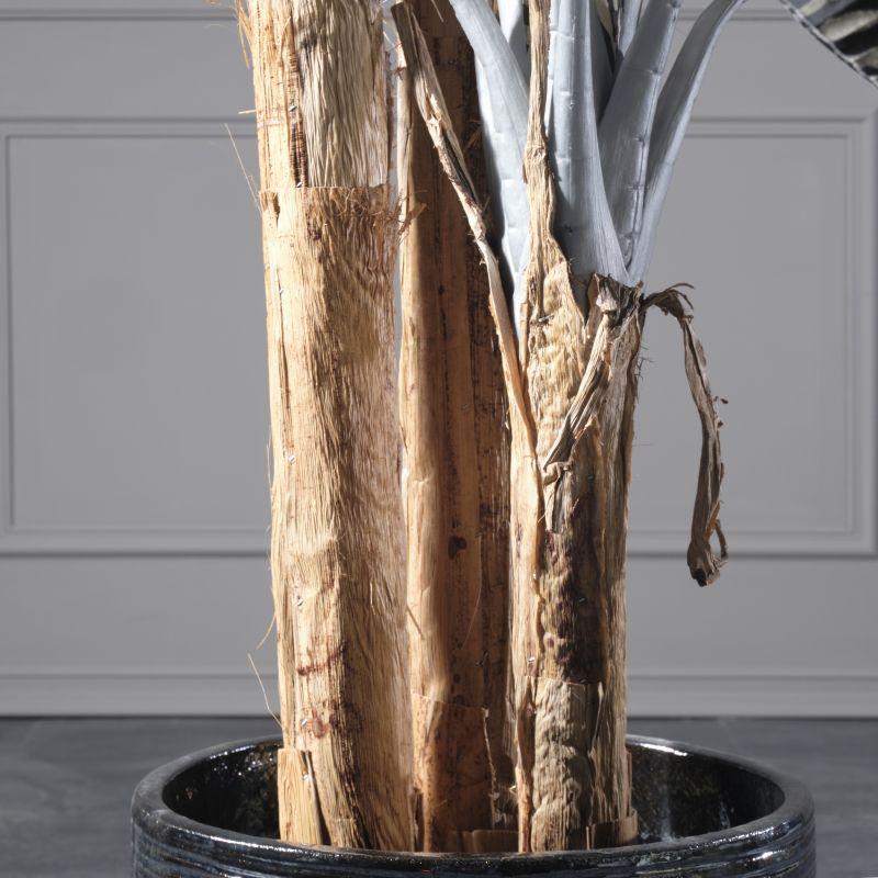 Τεχνητό Δέντρο Μπανανιά Ζέβρα 240 εκ.