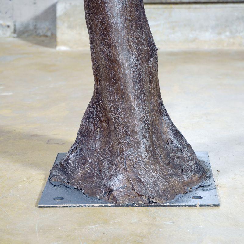 Τεχνητό Δέντρο Πράσινο με Λευκά Άνθη 320 εκ.