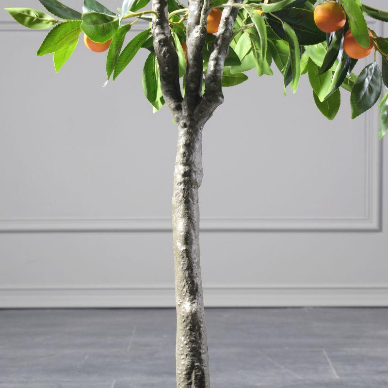 Τεχνητό Δέντρο Πορτοκαλιά 120 εκ.