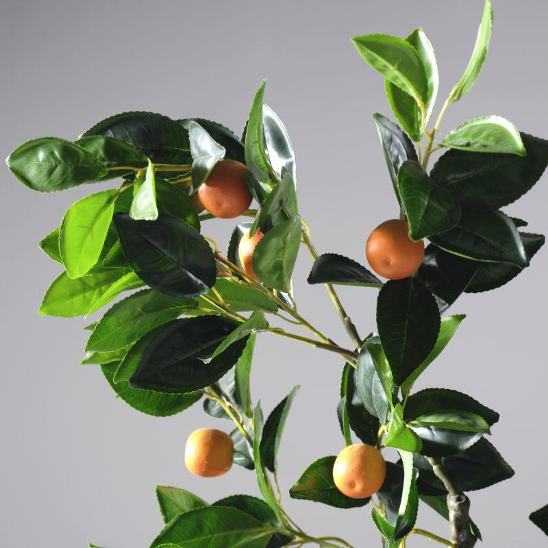 Τεχνητό Δέντρο Πορτοκαλιά 210 εκ.