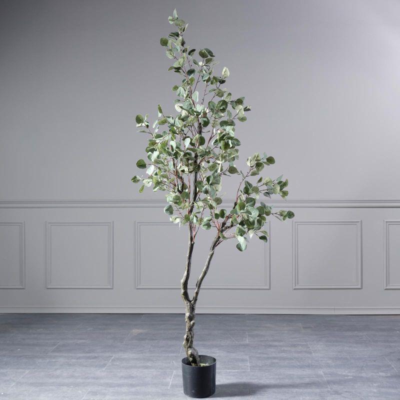 Τεχνητό Δέντρο Παχίρα Πράσινη 210 εκ.