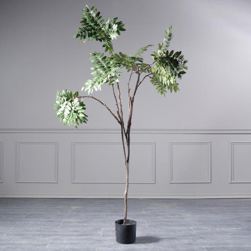 Τεχνητό Δέντρο Φιλόδενδρο Πράσινο 220 εκ.