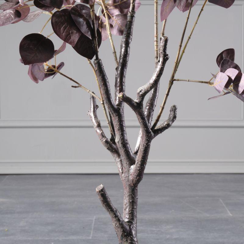 Τεχνητό Δέντρο Φίκος Καφέ 138 εκ.
