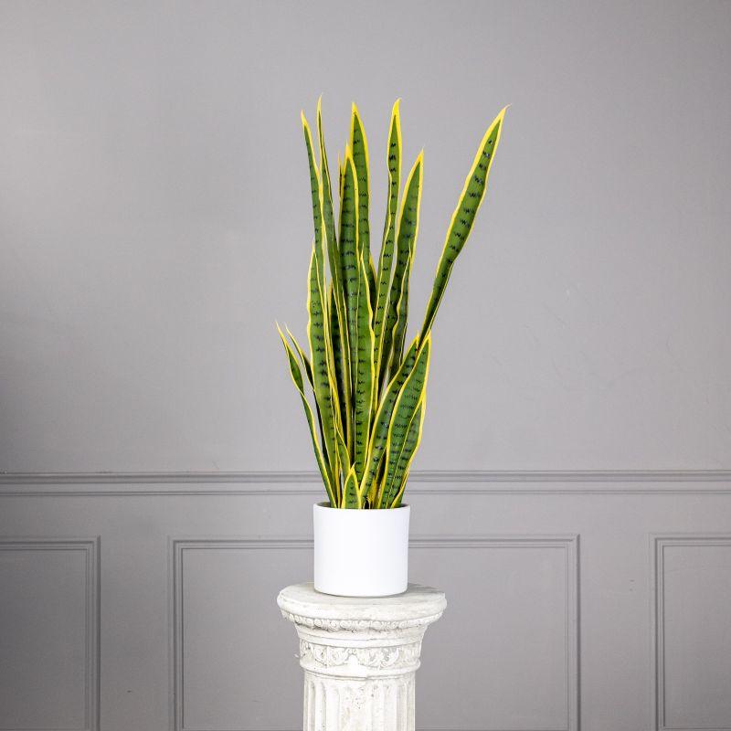 Τεχνητό Φυτό Σανσεβιέρα 100 εκ.