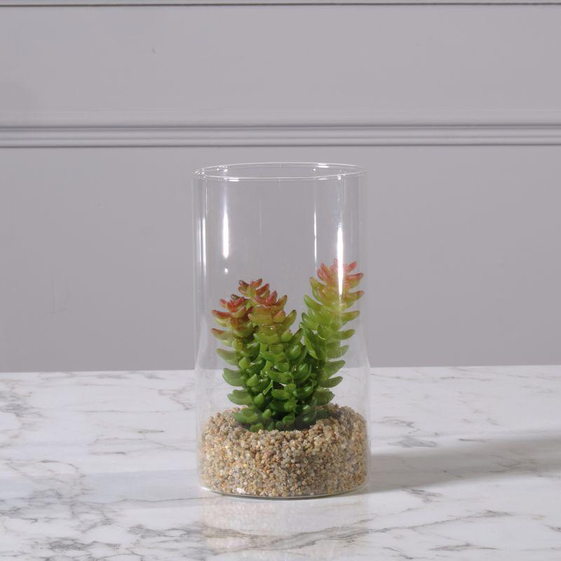 Τεχνητό Φυτό Παχύφυτο Assorted 18 εκ.