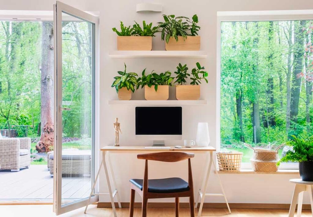 Feng Shui και Τεχνητά Φυτά