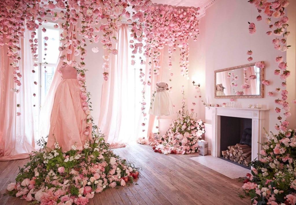 Pink Flowerpower!